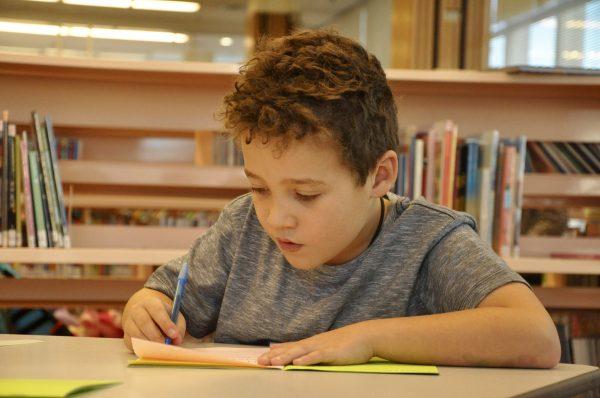 Zac, age 7