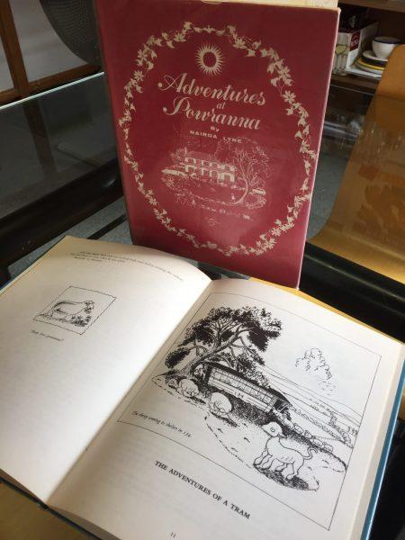 Tasmanian Tales by Nairda Lyne
